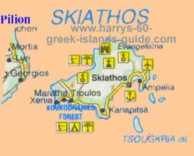 skiathos Greece Travel Greek Islands Cruises Tours Hotels