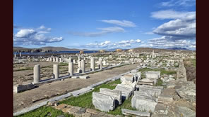 Delos self guided greekislands tours